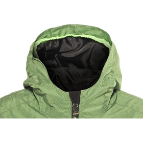 Meru Oxnard Waterproof Jacket Boys Green